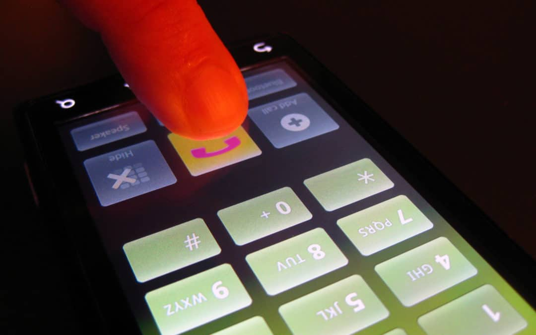 Business Telephone Etiquette: When to Dial Up, Follow Up & Hang Up