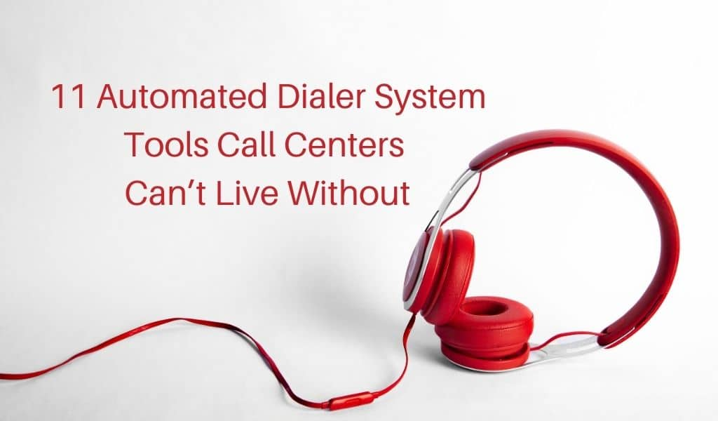 automated dialer system