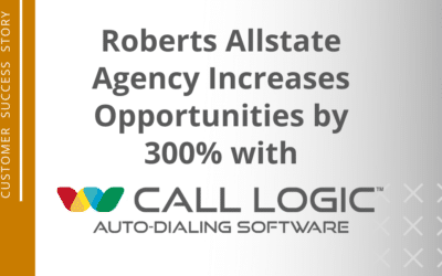 Roberts Allstate Agency Increases Opportunities by 300% with Call Logic